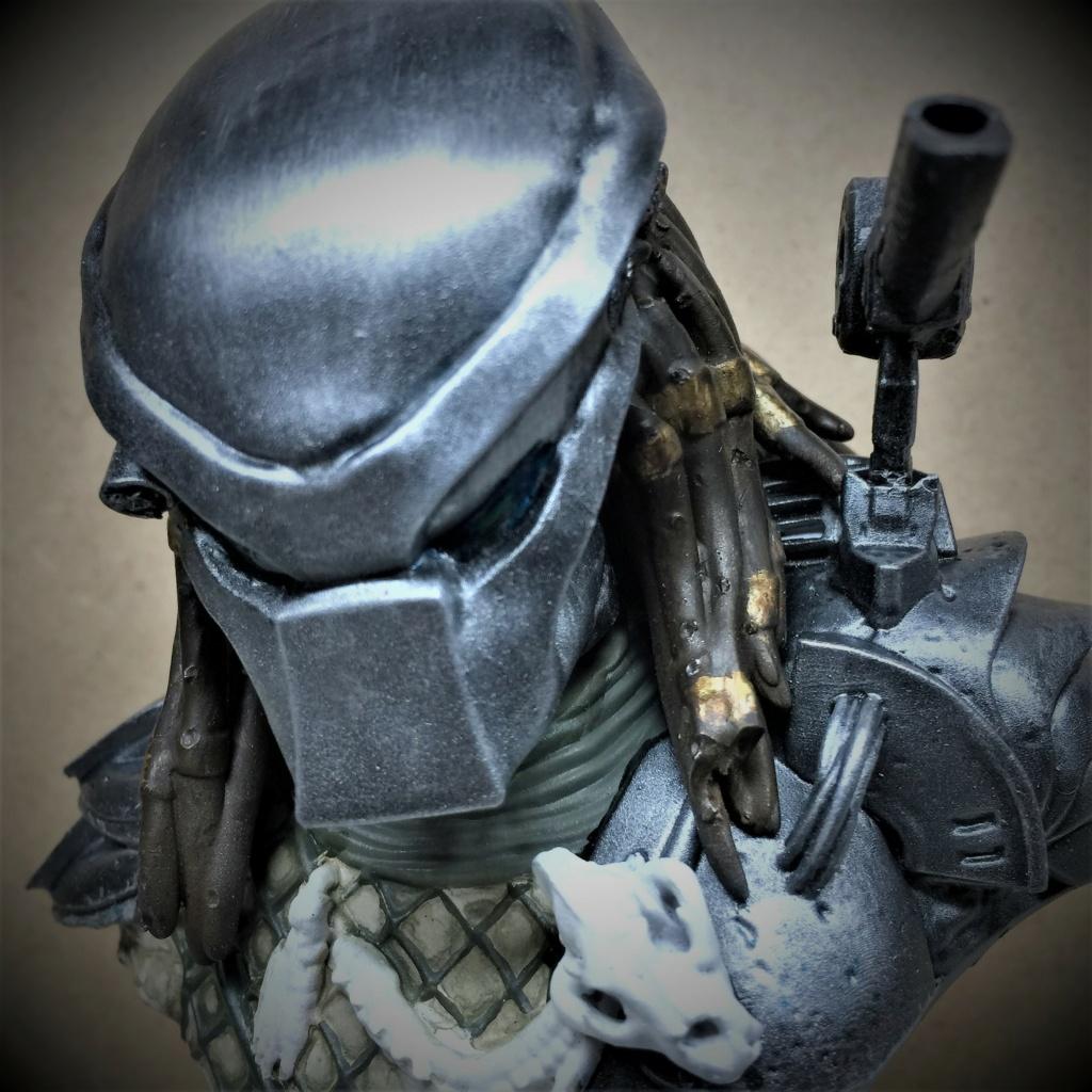 Buste Predator 1/10 Img_6168