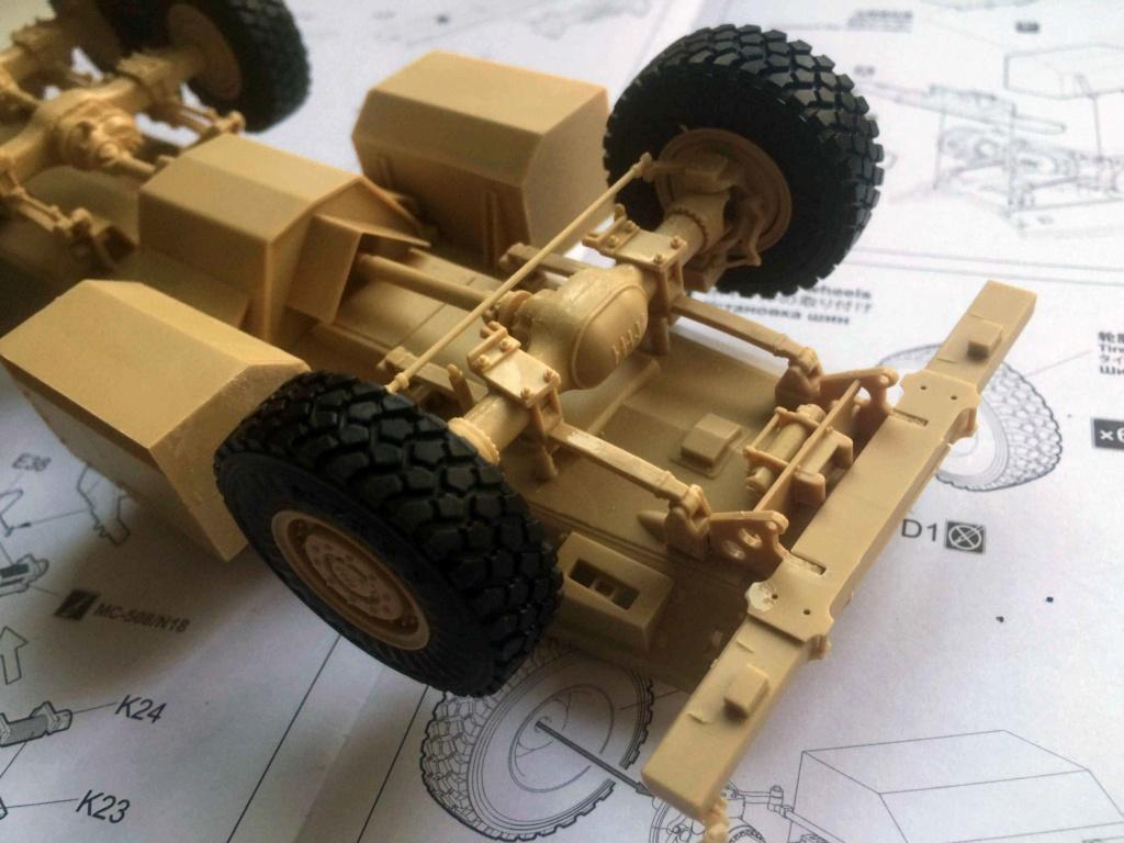 U.S. COUGAR 6X6 Mrap vehicle MENG 1/35 Termine Img_6214
