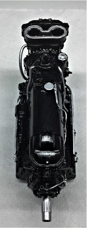 Rolls-Royce Merlin engine résine 1/24 Img_6457