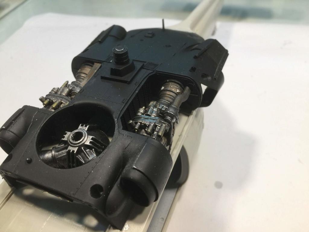"""MH-60L """" Black Hawk """" KITTY HAWK 1/35 - Page 2 Img_7412"""
