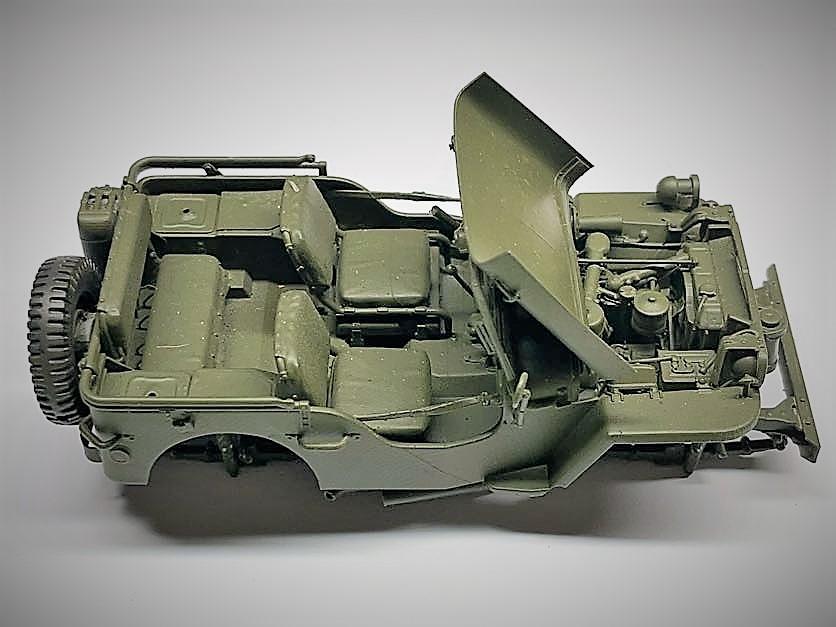 Jeep Willys en résine 3D au 1/24 et au 1/12 avec épave ( deuxième partie et fin au 1/24 ) - Page 31 Img_7710