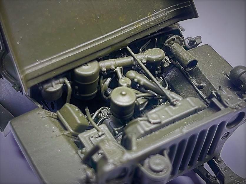 Jeep Willys en résine 3D au 1/24 et au 1/12 avec épave ( deuxième partie et fin au 1/24 ) - Page 31 Img_7711