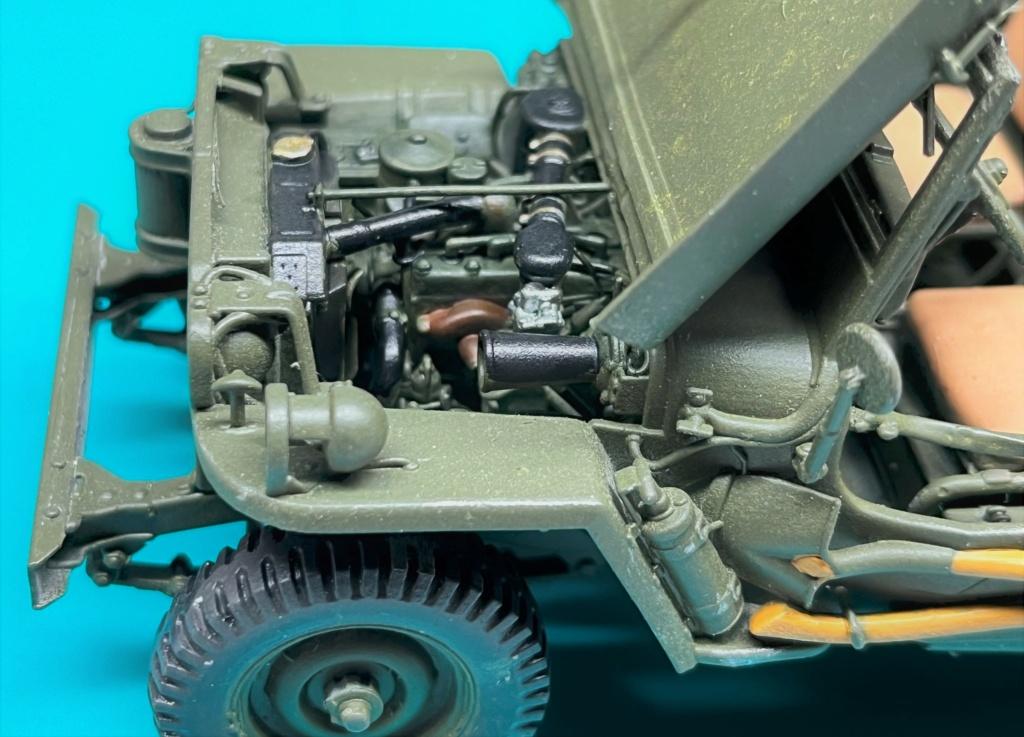 Jeep Willys en résine 3D au 1/24 et au 1/12 avec épave ( deuxième partie et fin au 1/24 ) - Page 31 Img_7825