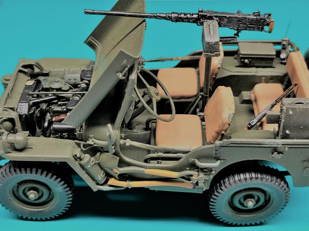Jeep Willys en résine 3D au 1/24 et au 1/12 avec épave ( deuxième partie et fin au 1/24 ) - Page 31 Img_7827