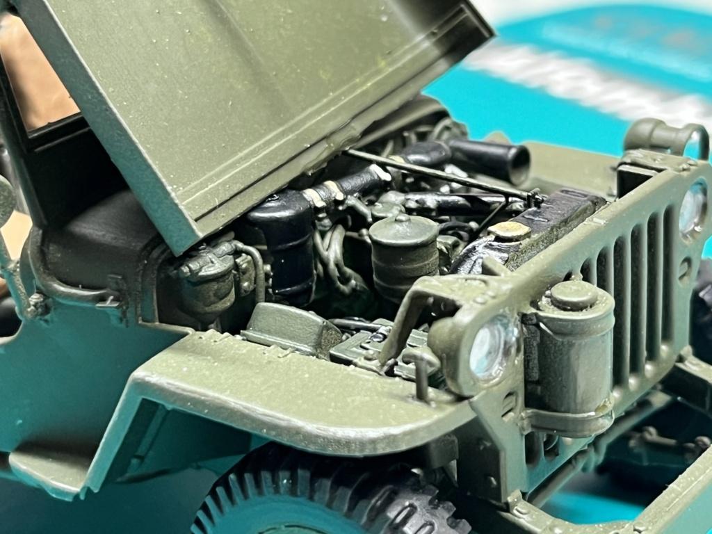 Jeep Willys en résine 3D au 1/24 et au 1/12 avec épave ( deuxième partie et fin au 1/24 ) - Page 31 Img_7832