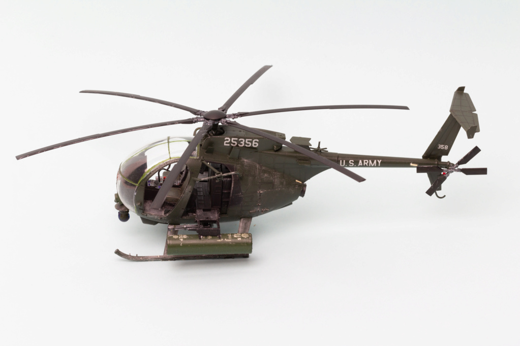 AH-6M  Little Bird Nightstalkers  KITTY HAWK  1/35 - Page 2 Img_7966