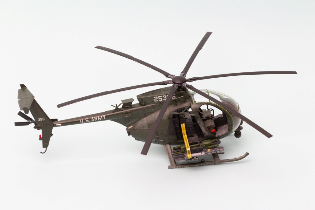 AH-6M  Little Bird Nightstalkers  KITTY HAWK  1/35 - Page 2 Img_7967