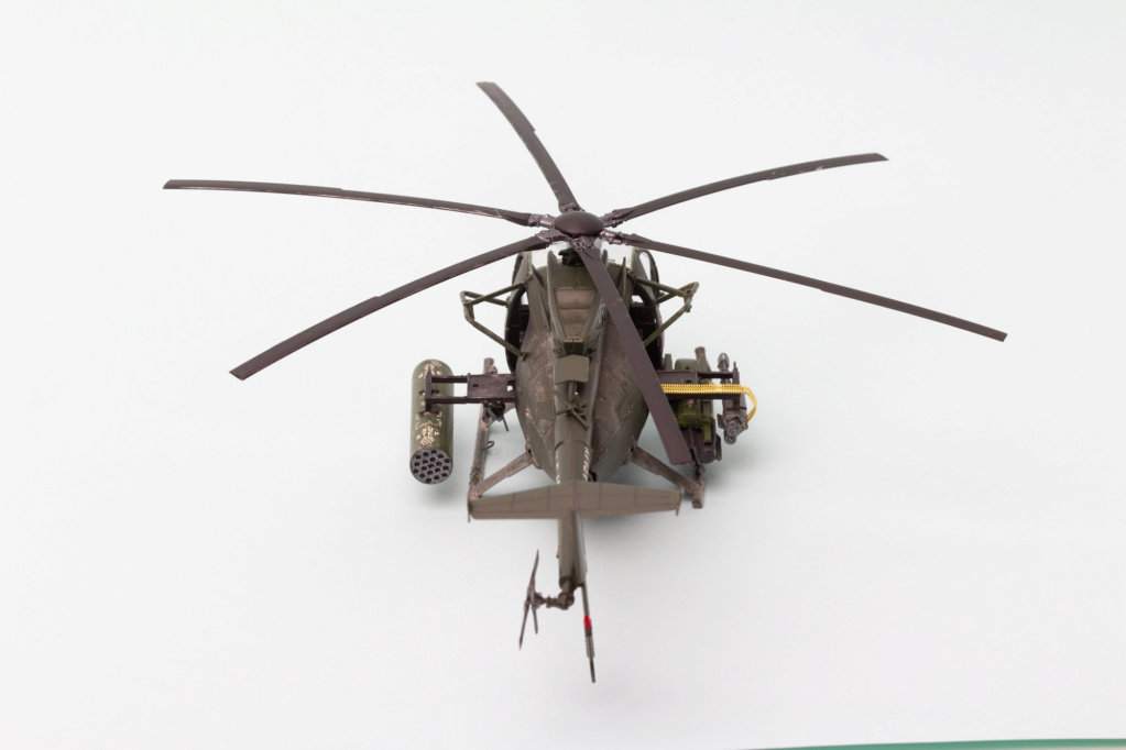 AH-6M  Little Bird Nightstalkers  KITTY HAWK  1/35 - Page 2 Img_7969