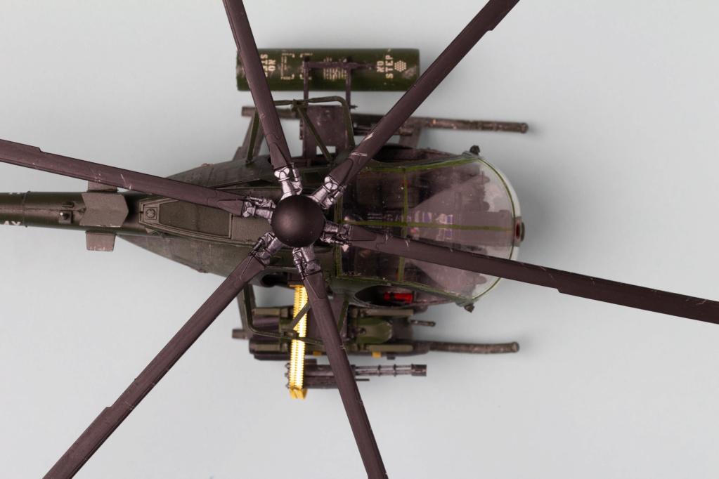 AH-6M  Little Bird Nightstalkers  KITTY HAWK  1/35 - Page 2 Img_8010