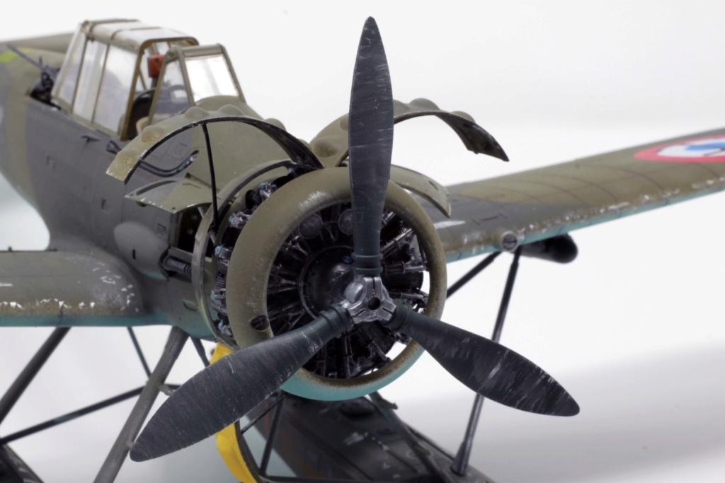 Arado Ar 196A-3 Seaplane - Revell - 1/32 - Page 8 Img_8916