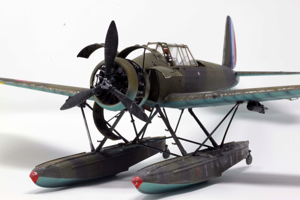 Arado Ar 196A-3 Seaplane - Revell - 1/32 - Page 8 Img_8917