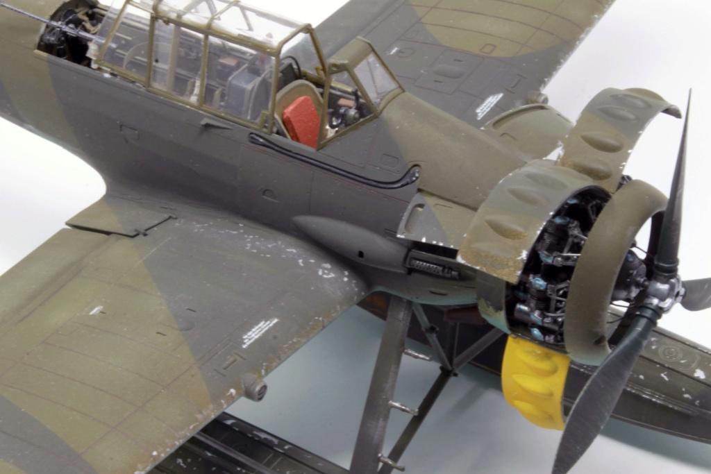 Arado Ar 196A-3 Seaplane - Revell - 1/32 - Page 8 Img_8929