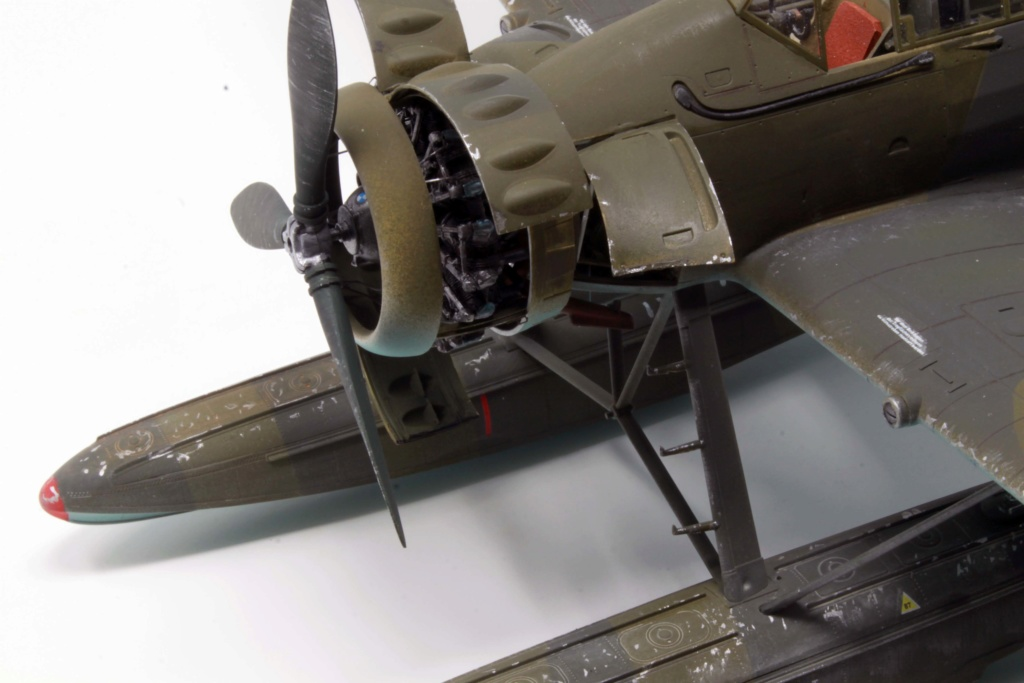 Arado Ar 196A-3 Seaplane - Revell - 1/32 - Page 8 Img_8931