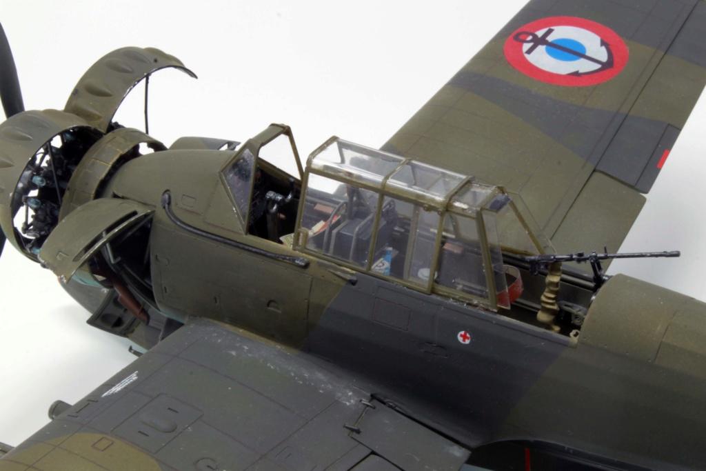 Arado Ar 196A-3 Seaplane - Revell - 1/32 - Page 8 Img_8932