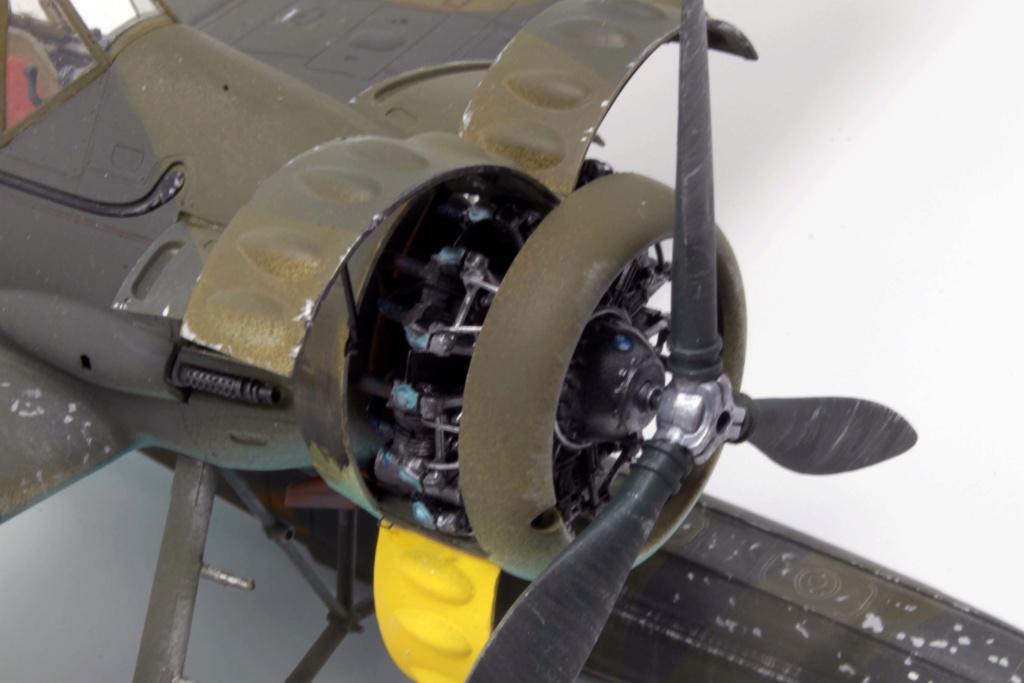 Arado Ar 196A-3 Seaplane - Revell - 1/32 - Page 8 Img_8934