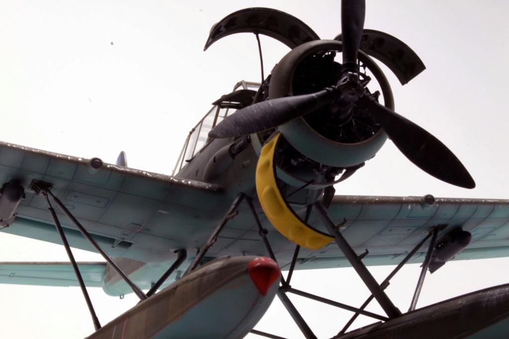 Arado Ar 196A-3 Seaplane - Revell - 1/32 - Page 8 Img_8947
