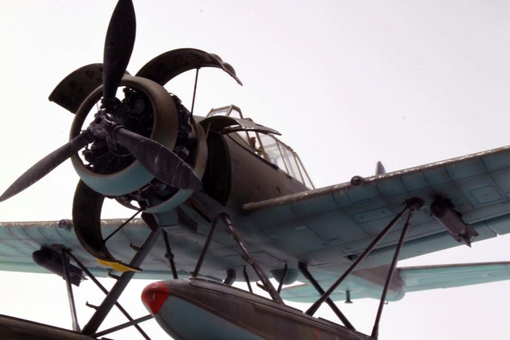Arado Ar 196A-3 Seaplane - Revell - 1/32 - Page 8 Img_8949