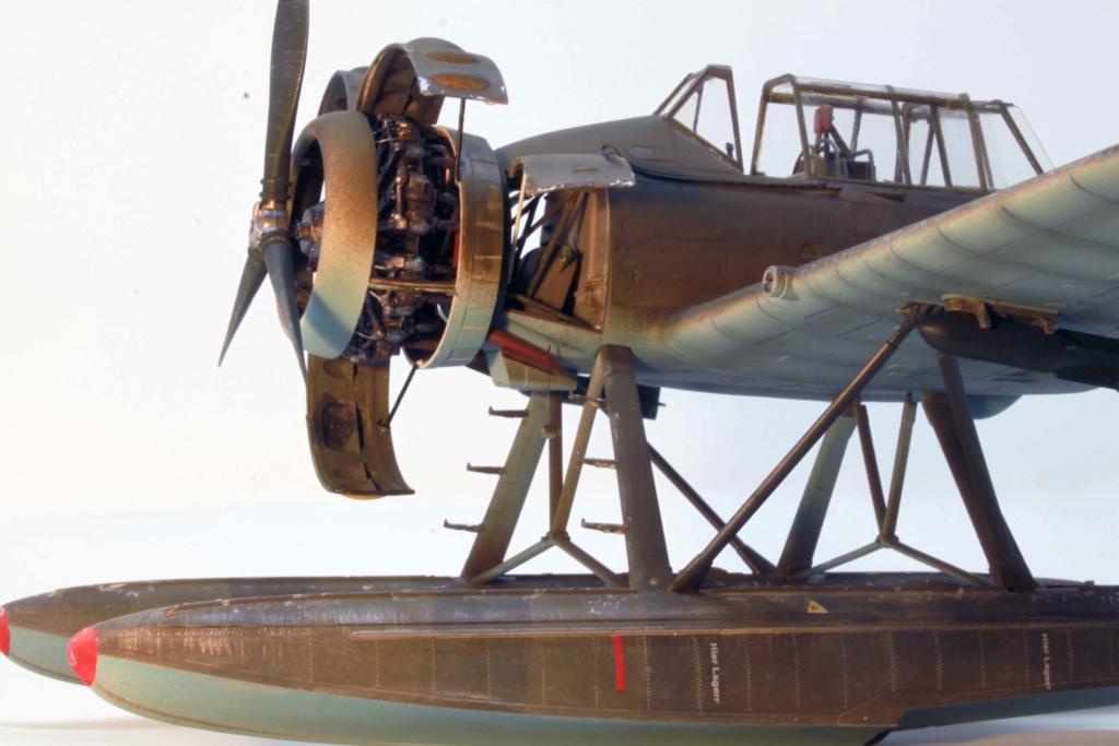 Arado Ar 196A-3 Seaplane - Revell - 1/32 - Page 8 Img_8953