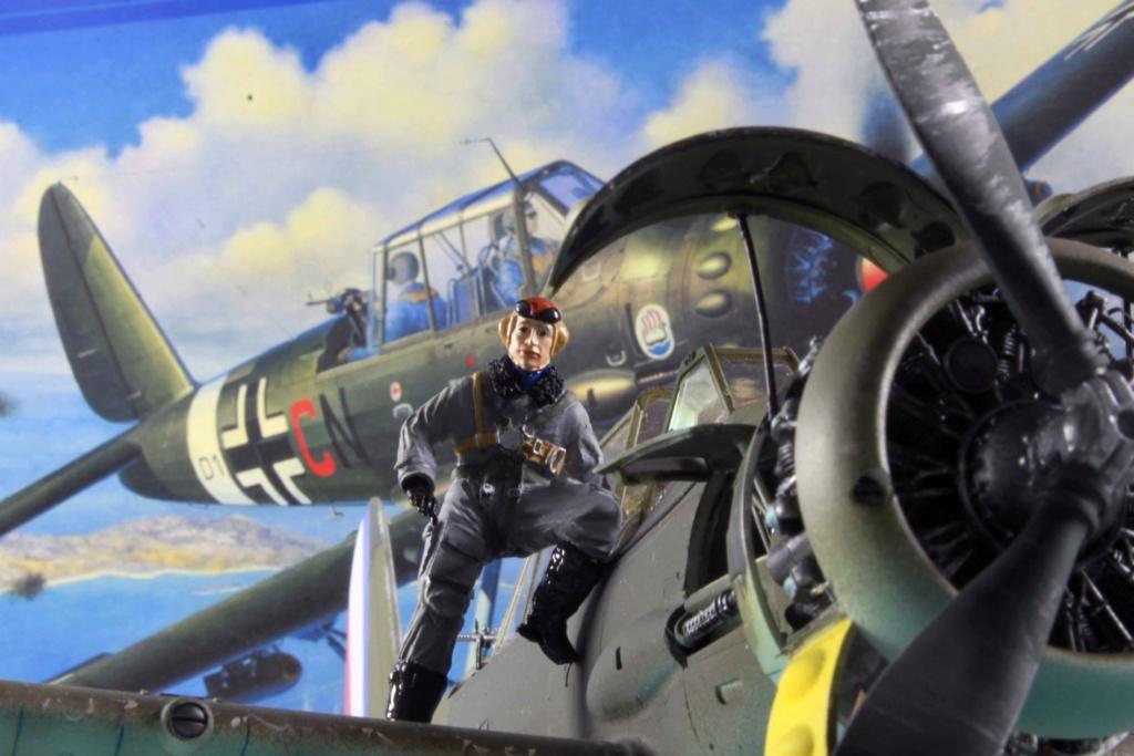 Arado Ar 196A-3 Seaplane - Revell - 1/32 - Page 9 Img_8956