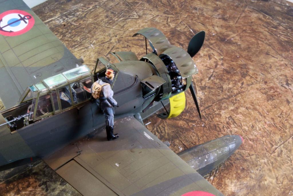 Arado Ar 196A-3 Seaplane - Revell - 1/32 - Page 9 Img_8958