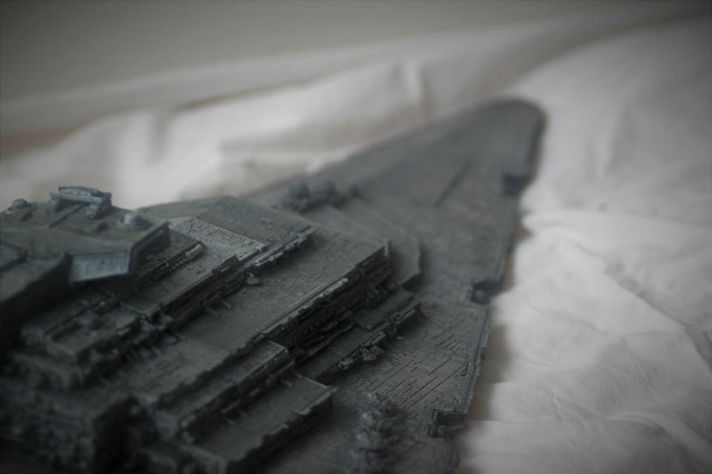 Destructeur Impérial grande taille plastique fondu Img_9031