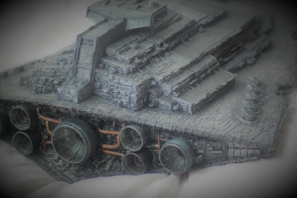 Destructeur Impérial grande taille plastique fondu Img_9032