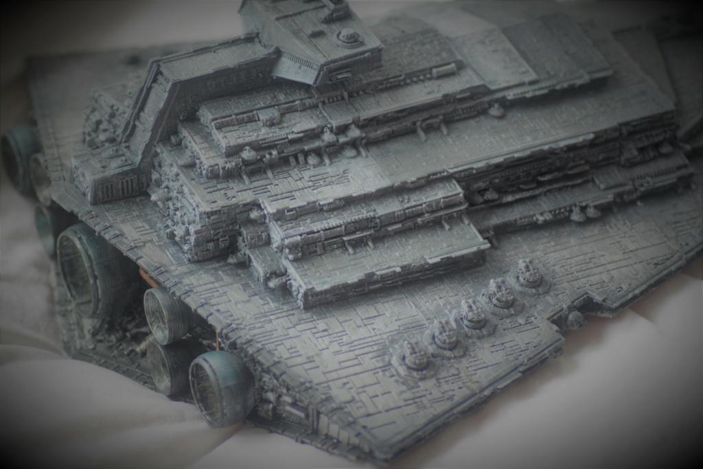 Destructeur Impérial grande taille plastique fondu Img_9033