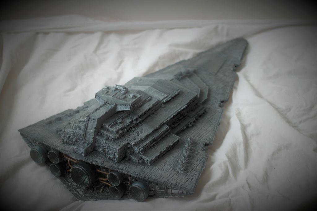 Destructeur Impérial grande taille plastique fondu Img_9038