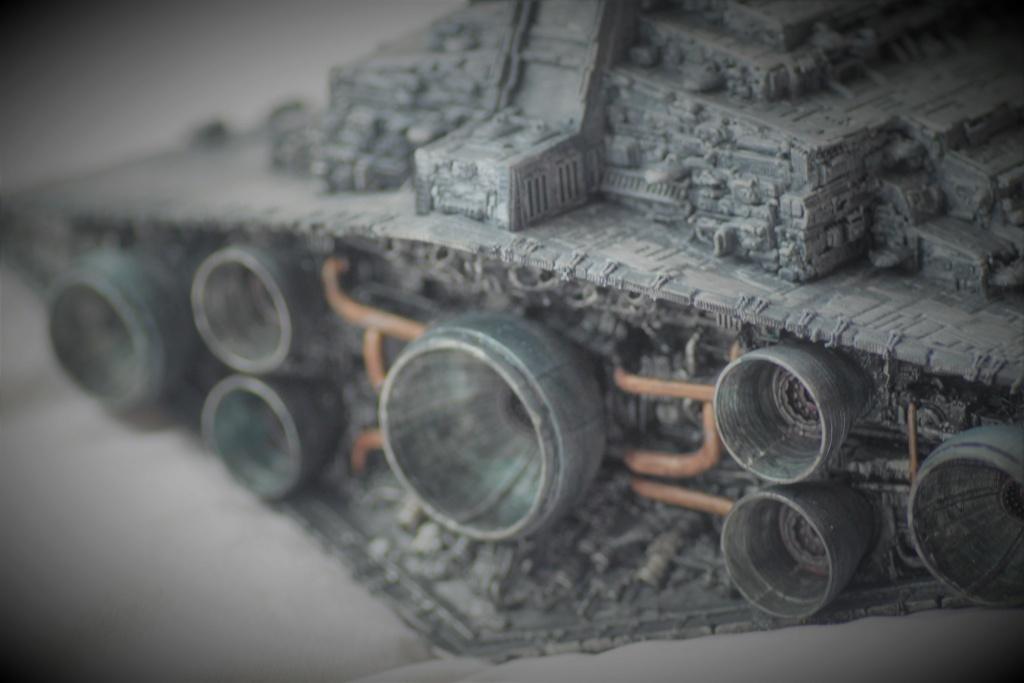 Destructeur Impérial grande taille plastique fondu Img_9039