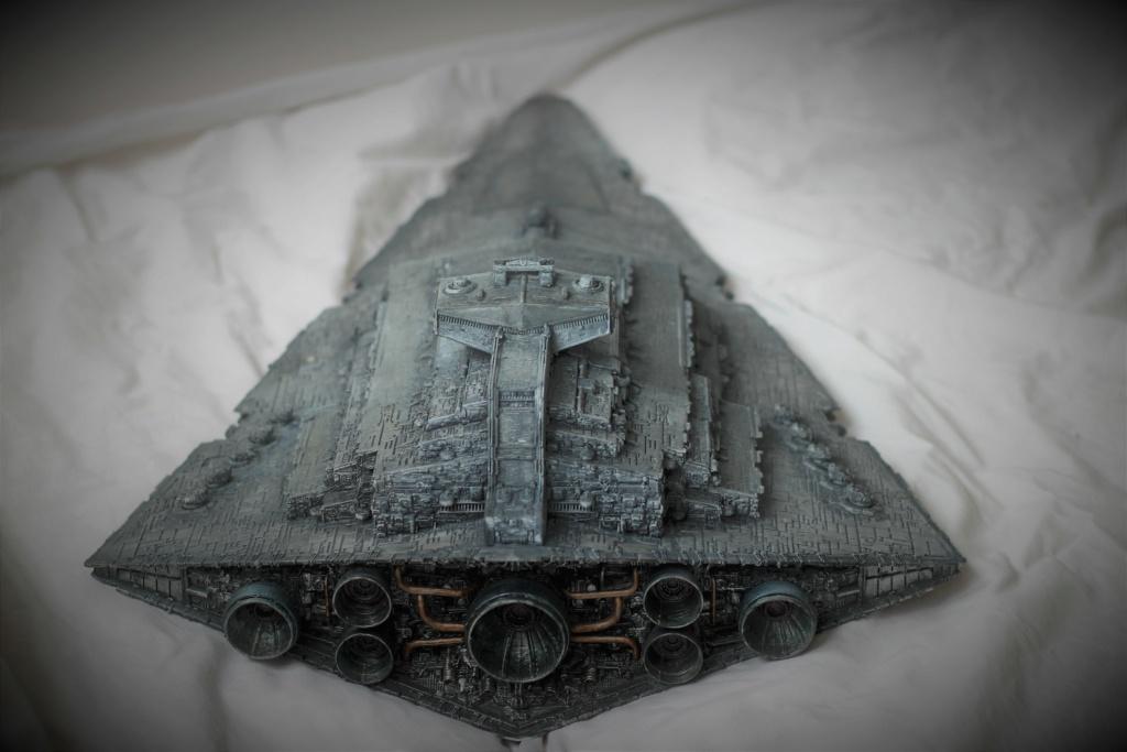 Destructeur Impérial grande taille plastique fondu Img_9041