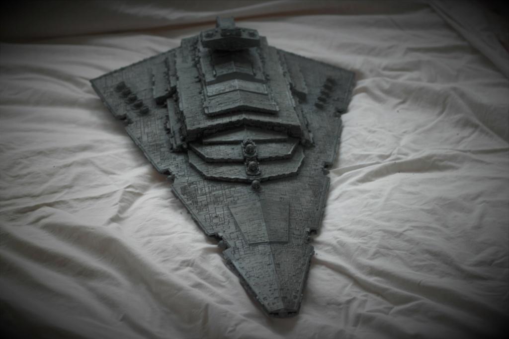 Destructeur Impérial grande taille plastique fondu Img_9043