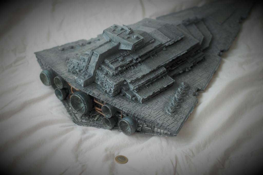 Destructeur Impérial grande taille plastique fondu Img_9047