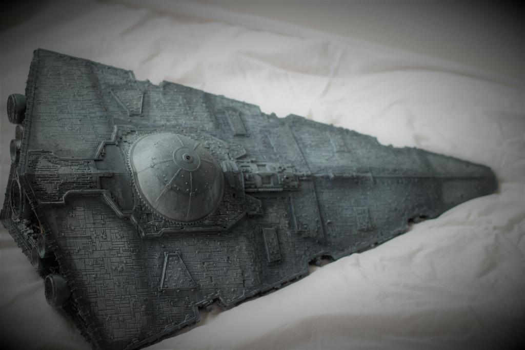 Destructeur Impérial grande taille plastique fondu Img_9049
