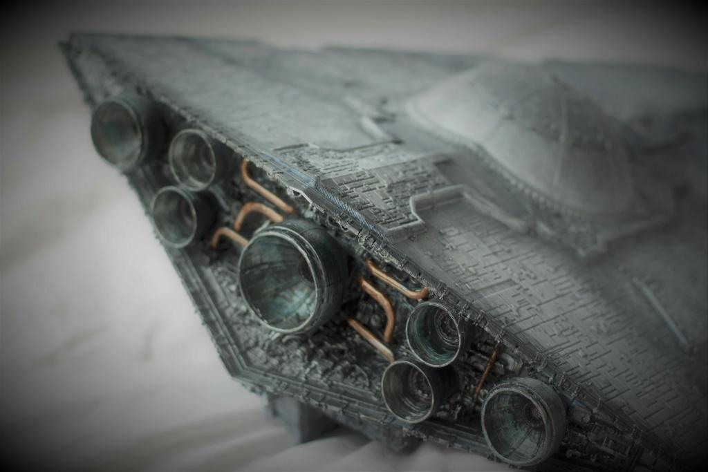 Destructeur Impérial grande taille plastique fondu Img_9052