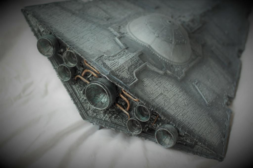 Destructeur Impérial grande taille plastique fondu Img_9053