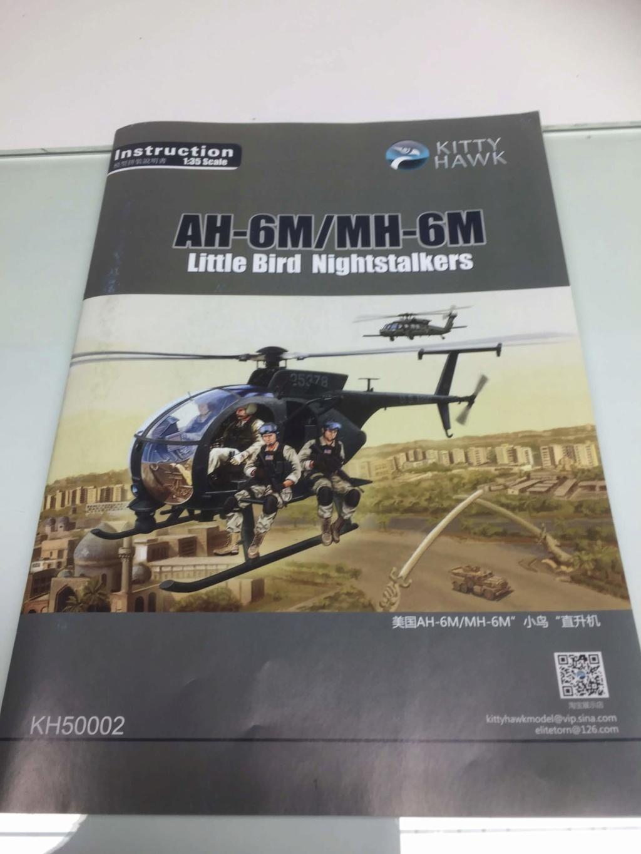 AH-6M  Little Bird Nightstalkers  KITTY HAWK  1/35 Img_9239