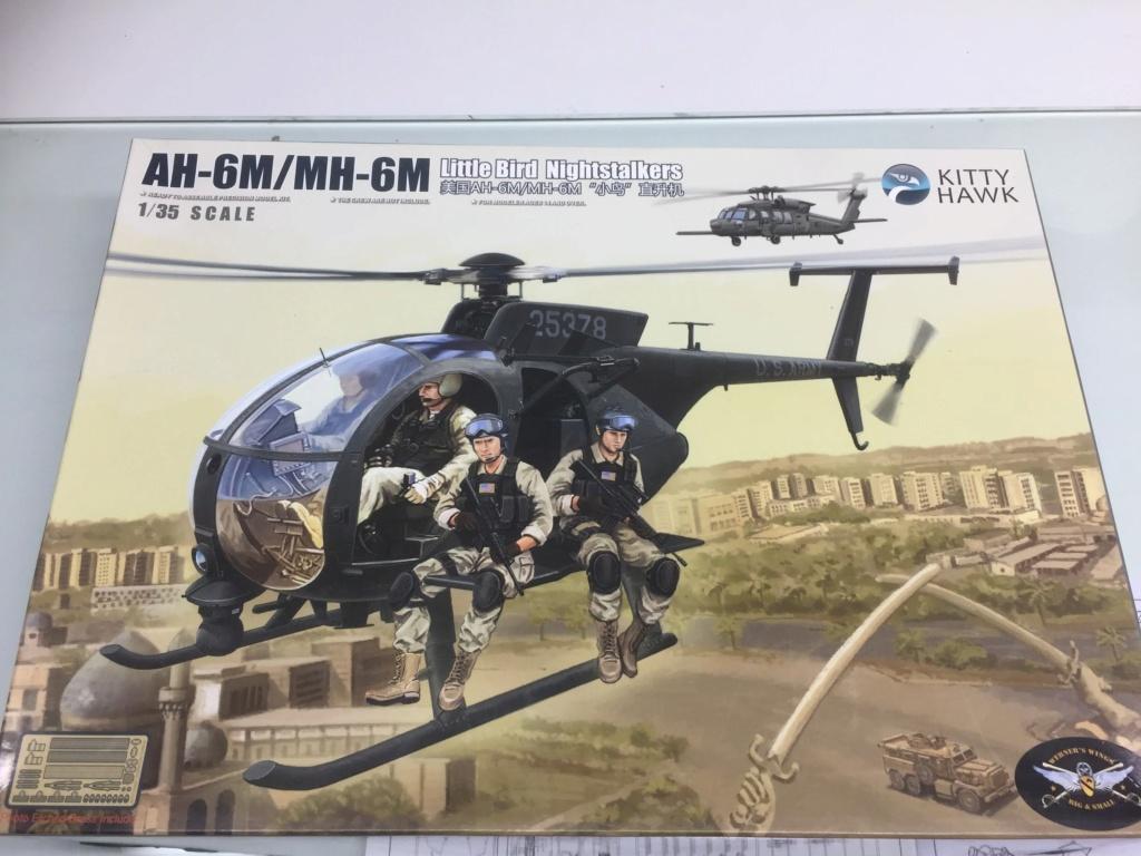 AH-6M  Little Bird Nightstalkers  KITTY HAWK  1/35 Img_9241