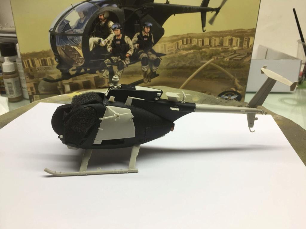 AH-6M  Little Bird Nightstalkers  KITTY HAWK  1/35 Img_9421