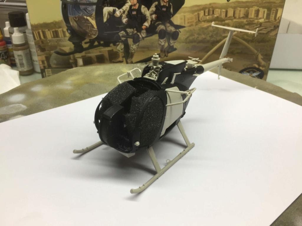 AH-6M  Little Bird Nightstalkers  KITTY HAWK  1/35 Img_9535