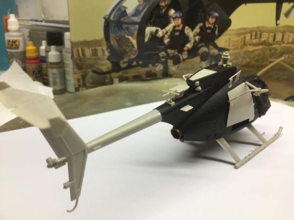 AH-6M  Little Bird Nightstalkers  KITTY HAWK  1/35 Img_9537