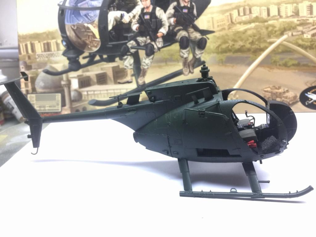 AH-6M  Little Bird Nightstalkers  KITTY HAWK  1/35 Img_9539