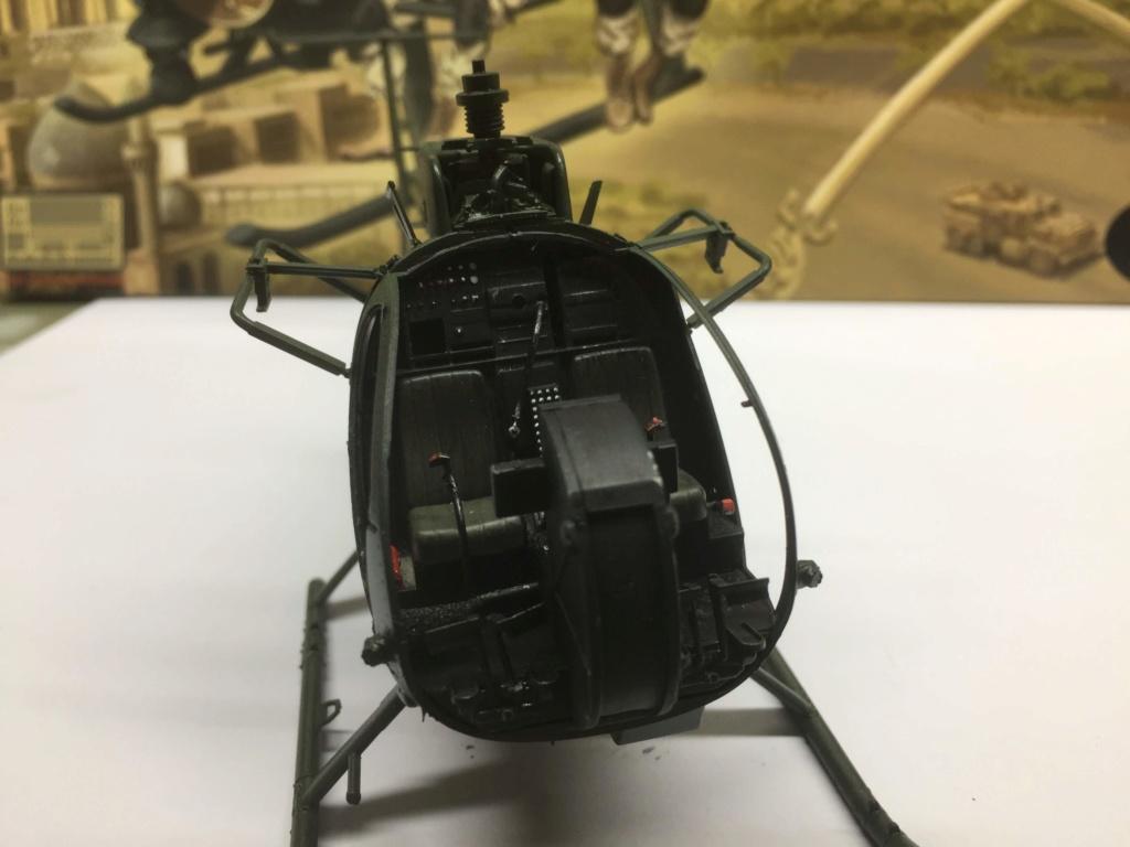 AH-6M  Little Bird Nightstalkers  KITTY HAWK  1/35 Img_9540