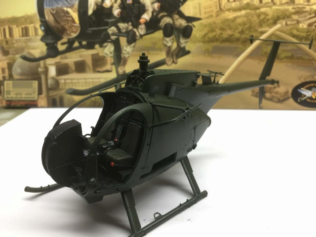 AH-6M  Little Bird Nightstalkers  KITTY HAWK  1/35 Img_9541