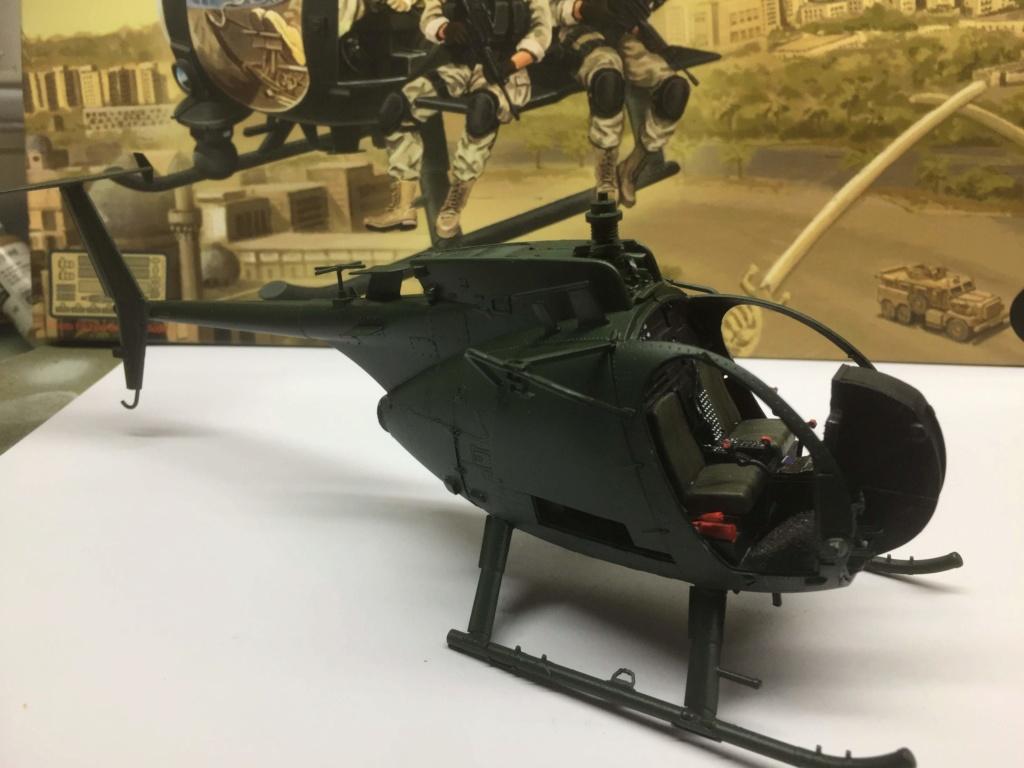 AH-6M  Little Bird Nightstalkers  KITTY HAWK  1/35 Img_9542