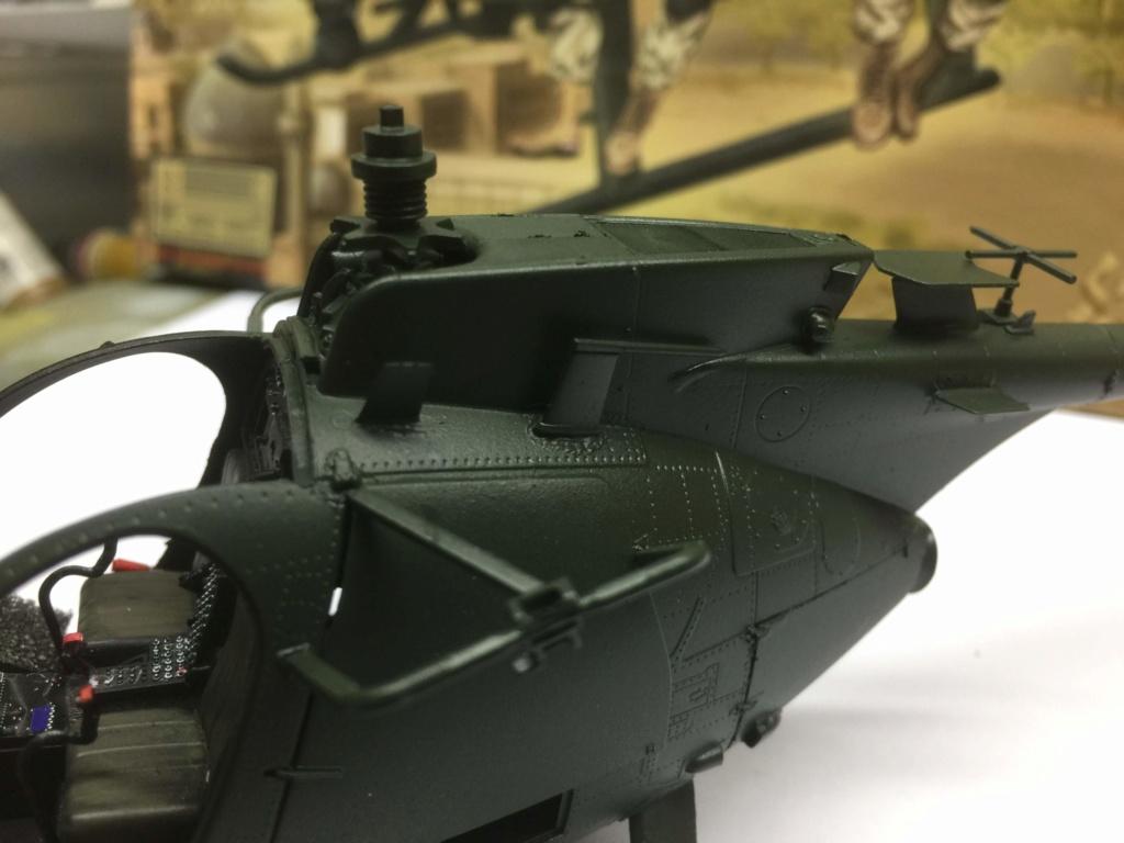 AH-6M  Little Bird Nightstalkers  KITTY HAWK  1/35 Img_9543