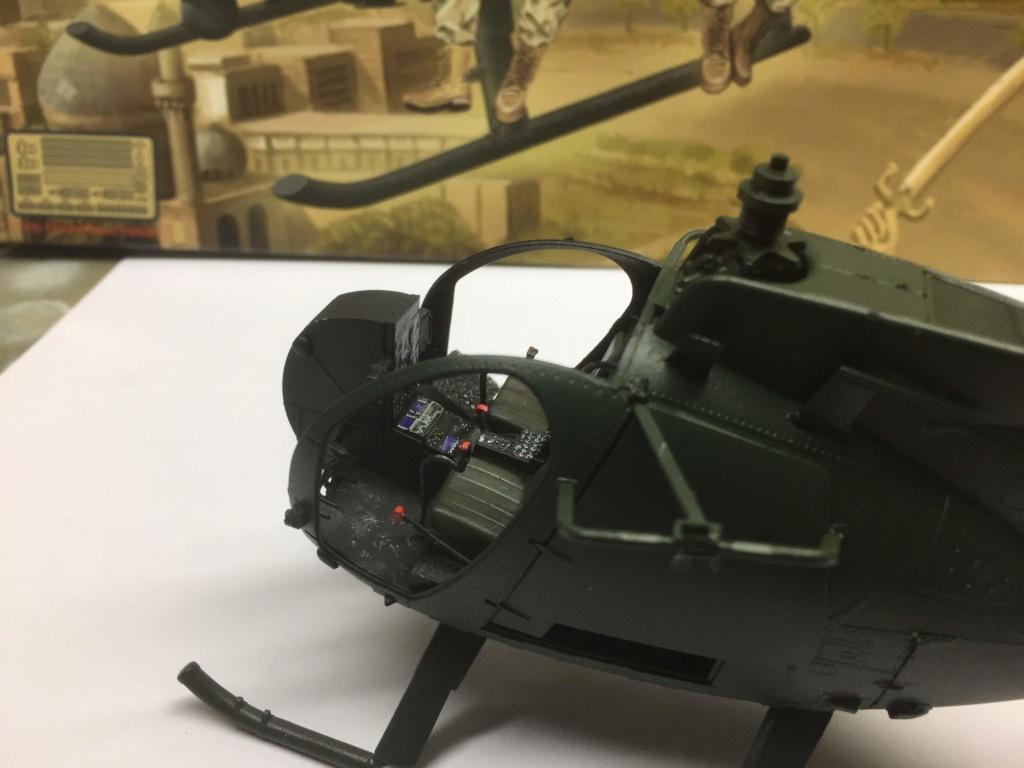AH-6M  Little Bird Nightstalkers  KITTY HAWK  1/35 Img_9545