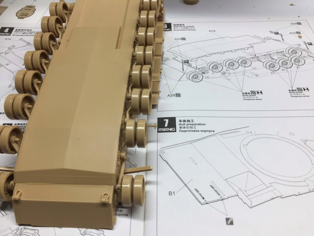 M1A2 Abrams Tusk MENG 1/35 Termine Img_9737