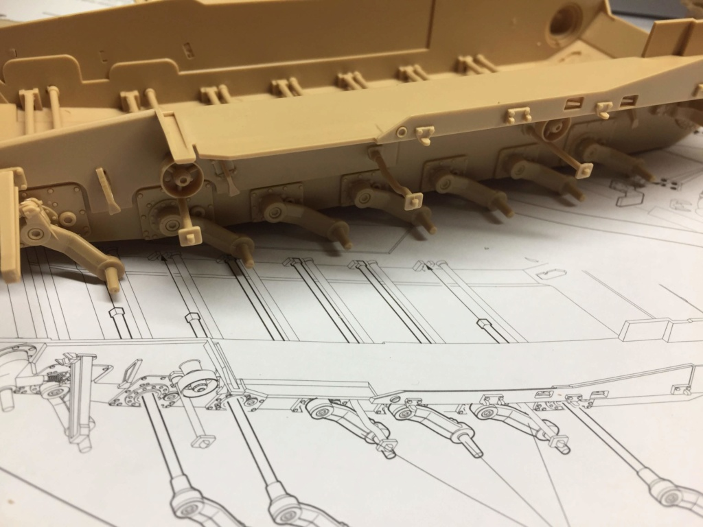 M1A2 Abrams Tusk MENG 1/35 Termine Img_9738