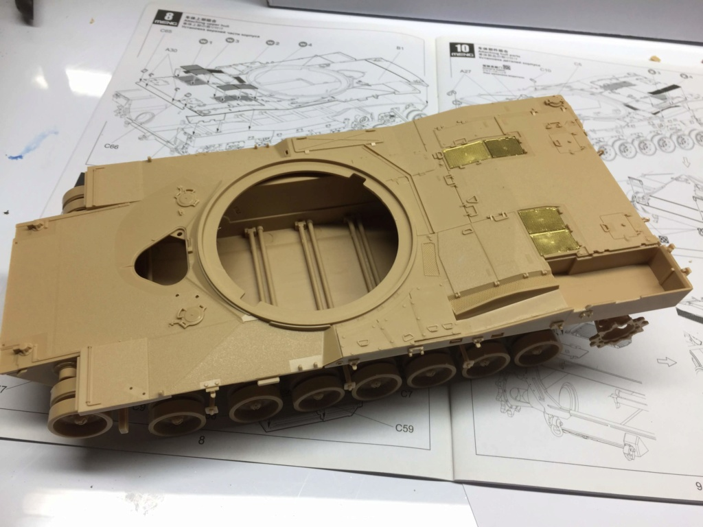 M1A2 Abrams Tusk MENG 1/35 Termine Img_9740