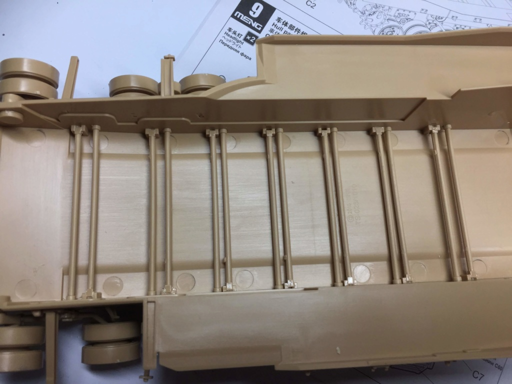 M1A2 Abrams Tusk MENG 1/35 Termine Img_9741